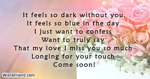 Missing You Messages For Wife Classy Missing My Wife