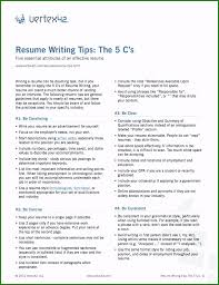43 Unusual Resume Writing Tips And Samples In 2019
