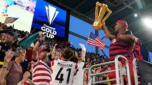 Concacaf Gold Cup final and MLS games ...