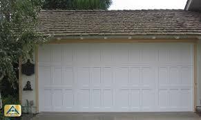flat panel garage doorAnaheim Door