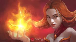 lina dota 2 wallpapers and backgrounds
