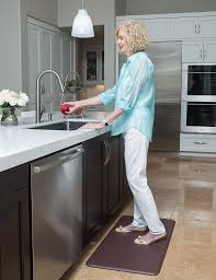 Solid Color Kitchen Rugs Amazoncom Kitchen Rugs Home Kitchen