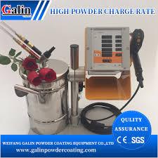 china galin 2l manual electrostatic powder coating spray spout equipment for sample parts china powder coating equipment powder spray equipment