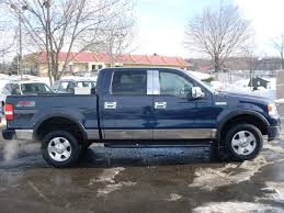 james: 2004 Ford F150 Blue