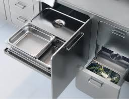 Stainless Steel Kitchen Italian Designed Ergonomic And Hygienic Stainless Steel Kitchen