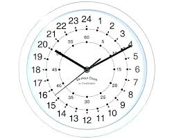 Clock Template For Kids
