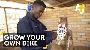 Ghana's <b>Eco</b>-<b>Friendly Bamboo</b> Bikes - YouTube