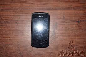 Untested AT&T Huawei U8665 Fusion ...