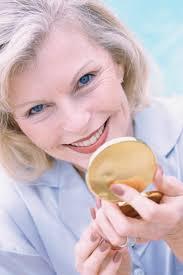 best makeup foundation for women over 50 put on moisturizer