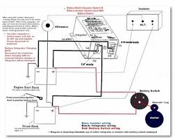 dual battery switch wiring diagram golkit com Perko Dual Motor Wiring Diagram basic battery wiring diagrams Perko Wiring Diagrams 2 Batteries 1 Engine