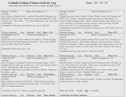 free workout log 12 blank workout log sheet templates to track your progress