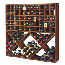 ... Wooden Wine Racks Diy Ideas: Appealing Wooden Wine Racks Design