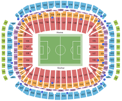 Reliant Arena Houston Seating Chart Soccer Seating Chart Interactive Seating Chart Seat Views