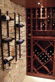 vint custom wooden wine racks can be used in any large or small residential or commercial
