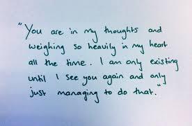 Laurence Olivier love letter