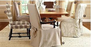 sure fit dining room chair covers sure fit stretch jacquard damask short dining room chair cover