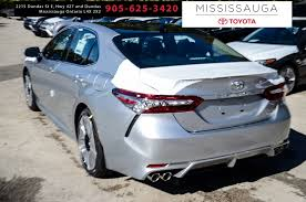 camry 2018 silver. new 2018 toyota camry xse auto 4 door car in mississauga, on h4199 throughout silver l