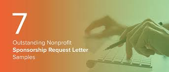 Non Profit Donation Letter Template 7 Outstanding Nonprofit Sponsorship Request Letter Samples