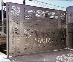 decorative metal fence panels. High Resolution Decorative Fencing Panels #11 Metal Fence