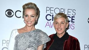Ellen And Portia Ellen Degeneres Wrote The Sweetest Message About Life With Portia