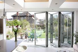 patio extensions 2. Flat Roof Rear Kitchen Extension That Opens Out On To A Garden Patio \u2013 Perfect For Summer Parties. Extensions 2