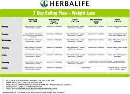 Herbalife Meal Plans Herbalife Nutrition Club Business Plan