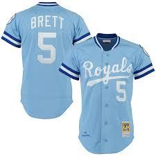 Royals City George Jersey Brett Kansas