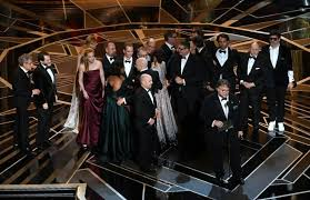Resultado de imagen de premios oscar 2018 ganadores