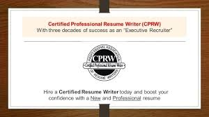 Certified Professional Resume Writers Certified Professional Resume New Certified Professional Resume Writers
