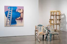 contemporary art furniture. Ginny Casey \u0026 Jessi Reaves At Institute Of Contemporary Art The  University Pennsylvania, Philadelphia, 2017. Photo: Constance Mensh Contemporary Art Furniture R