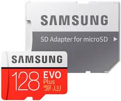 Samsung microSD EVO Plus <b>128GB</b> - отзывы о <b>карте памяти</b> ...