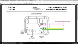 how to wire an air conditioner for control 5 wires readingrat net american standard gold 803 thermostat manual at American Standard Thermostat Wiring Diagram