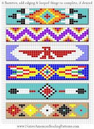 navajo bead designs. Simple Navajo Navajo Beaded  To Bead Designs E