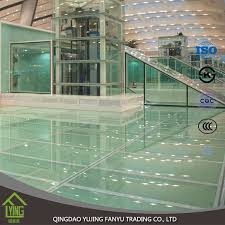 12mm 15mm 19mm tempered laminated glass for aquarium and wall curtain