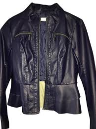 new york company purple jacket