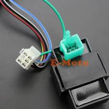 full electrics wiring harness coil cdi spark plug kits for 50cc Custom Motorcycle Wiring Harness at Pit Bike Wiring Harness Kits
