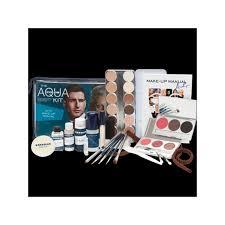 kryolan aquacolor kit makeup