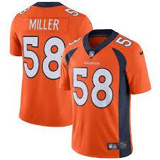 Von Broncos Von Von Jersey Miller Miller Miller Broncos Jersey Von Jersey Broncos