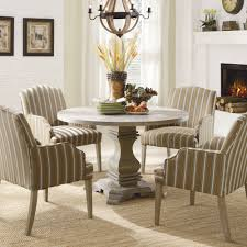 Pedestal Dining Table Ballard Designs Andrews Pedestal Dining Table Decor Look Alikes