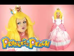 princess peach makeup tutorial 08 2021