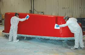 prepare the mold so that the pool easily separates from the mold to give the pool a better quality finish