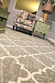decoration gray white lattice rug mohawk home area rugs new yearaeplaying with patterns