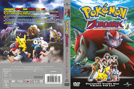 COVERS.BOX.SK ::: Pokémon: Zoroark: Master of Illusions (2010 ...