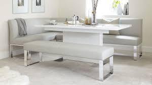 extending dining table sets. Modern Rectangular White Gloss Extending Dining Table Uk Design Of Extended Sets