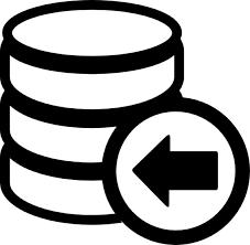 バックアップデータベース アイコン 無料ダウンロード