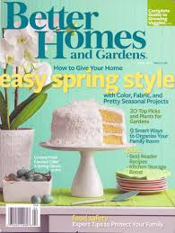 Small Picture Better Homes And Gardens Com Magazine Cool Opulent Simple