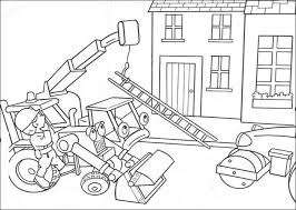 Small Picture Bob The Builder Coloring Pages Lofty Coloring Pages