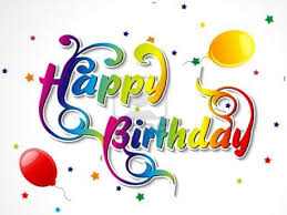 Znalezione obrazy dla zapytania happy birthday obrazek