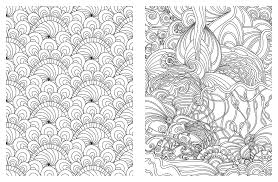 Amazon Com Posh Adult Coloring Book Soothing Designs For Fun And