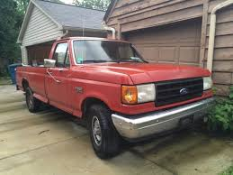 1988 Ford F-150 truck, 6 cylinder, 4 speed manual transmission ...